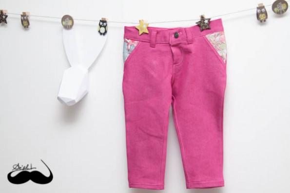 ensemble en jersey jeans et liberty pour Mathilde sofilcreations 05