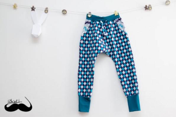 ensemble La Panda Love Fabrics pour Alban sofilcreations 02