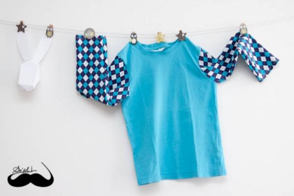 ensemble La Panda Love Fabrics pour Alban sofilcreations 03