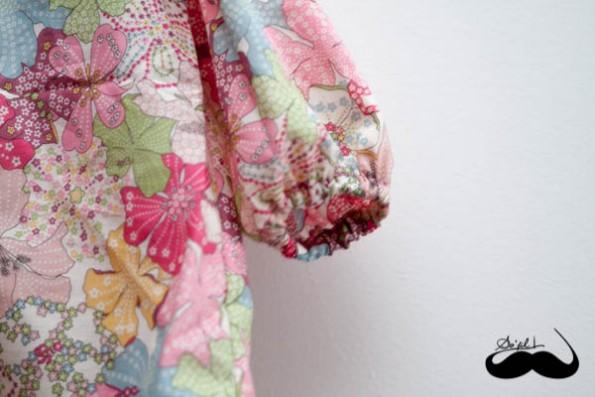Petite blouse en mauvey sofilcreations 03