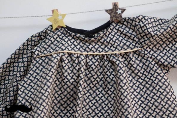 Un jeans et sa blouse assortie pour Mathilde sofilcreations 01