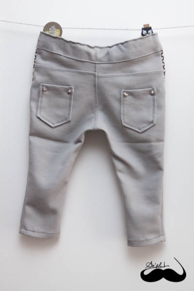 Un jeans et sa blouse assortie pour Mathilde sofilcreations 05