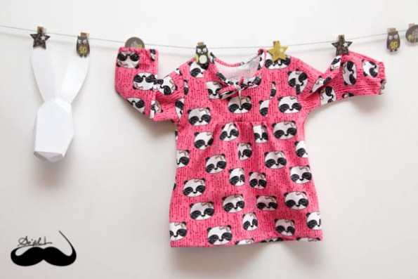 t-shirt panda